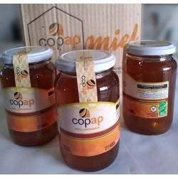 Miel Orgánica Certificada x6
