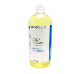 Aceite para masajes arnica...