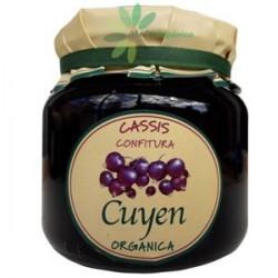 Mermelada orgánica de Cassis
