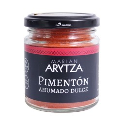 Pimentón Ahumado Dulce Aritza