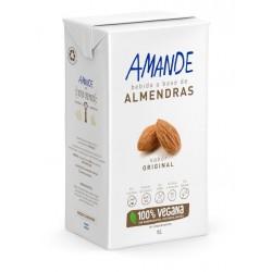 Leche de Almendras Amande