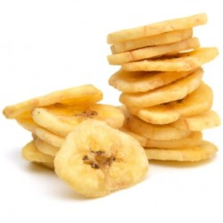 Banana chips x 100 Gr.