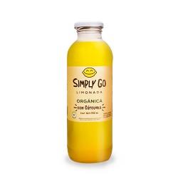 Jugo Orgánico de Limonada