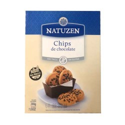 Chips Chocolate Natuzen sin...